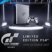 Gran Turismo Sport Playstation 4 Slim 1TB Bundle