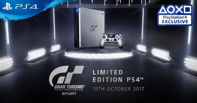 Gran Turismo Sport Playstation 4 Slim 1TB Bundle Aurialite Gaming