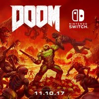 Doom hitting Switch on November 10